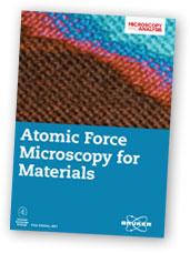 AFM for Materials