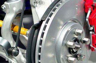 Brake Pad Characterisation System