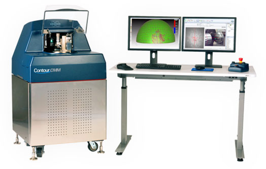 Bruker Contour CMM - Optical Coordinate Measurement Machine