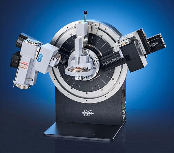 Bruker EIGER2 R 500K XRD Detector