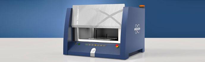 Bruker M4 TORNADO PLUS Micro-XRF for Light Elements