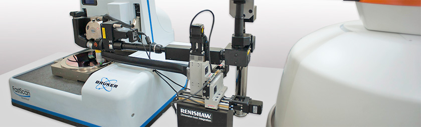 Bruker and Renishaw combined AFM-Raman