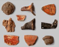 Provenance of ceramics