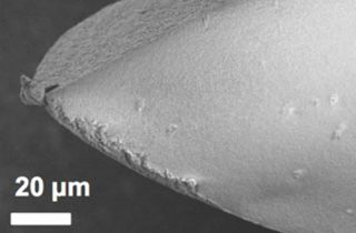 Characterising nanoparticles in thin film synthesis