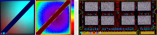 Coating thickness analysis with micro-XRF
