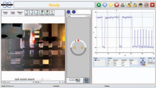 Bruker Dektak XTL production software