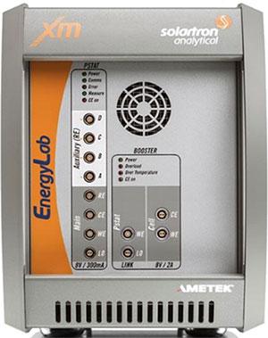 Solartron EnergyLab Impedance Testing System