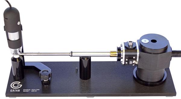 Gatan Vulcan Cathodoluminescnece Detector for TEM