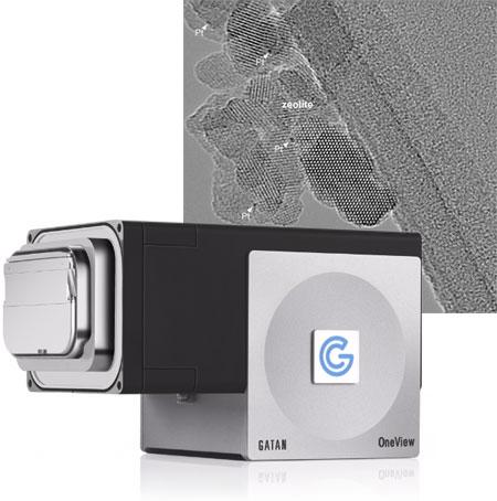 Gatan OneView TEM Camera