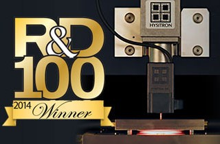 Hysitron R&D 100 Award Winner