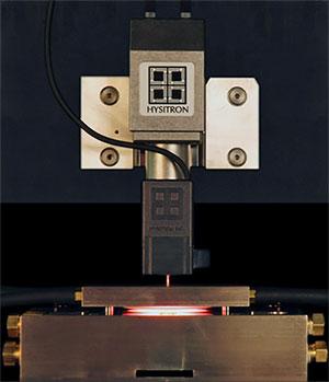 Hysitron xSol high temperature nanoindentation stage