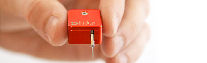 Imina miBot Micromanipulator for SEM, TEM & LM