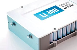 Li-Ion Electric Car Battery