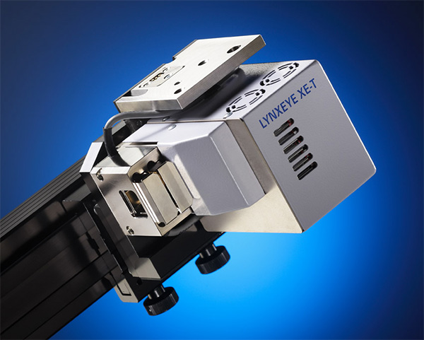 Lynxeye XRD detector