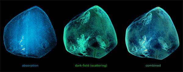 Micro-CT: Diamonds