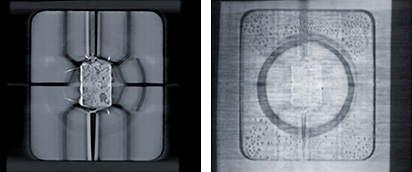 Phase Contrast Micro-CT: Electronics