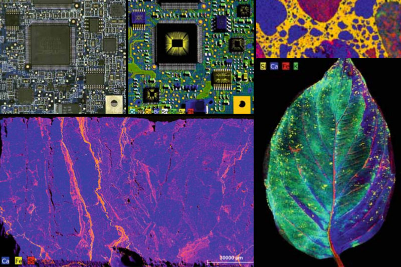 Micro-XRF images