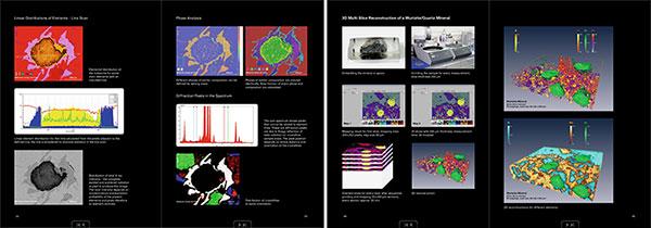 Micro-XRF e-book contents