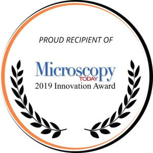 Microscopy Today Innovation Award 2019