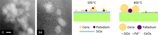 Nanoparticles - Protochips Atmosphere