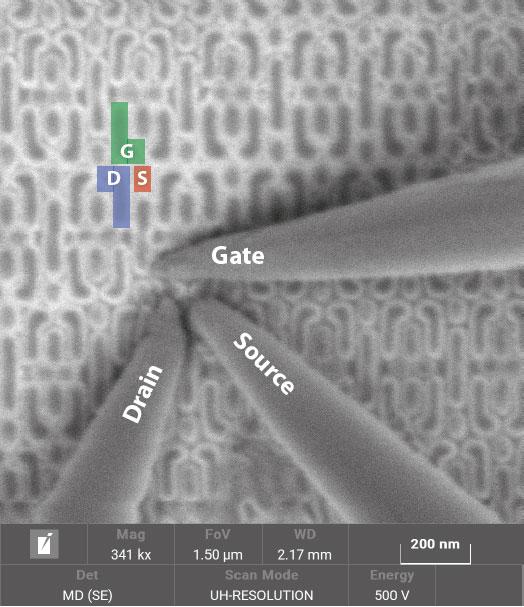Nanoprobers