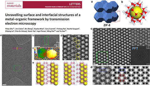 TEM Paper on Nature Materials