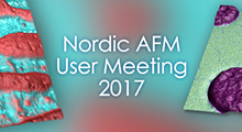 Nordic AFM User Meeting 2017