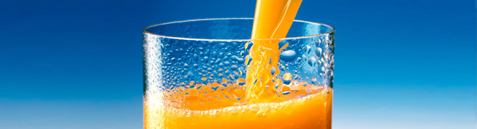 Orange juice trace analysis