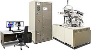 PHI nanoTOF II TOF-SIMS spectrometer