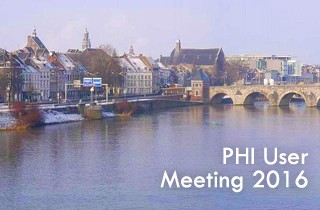 PHI User Meeting 2016