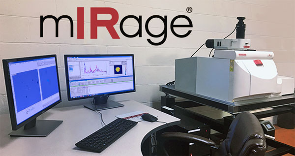mIRage IR Microscope