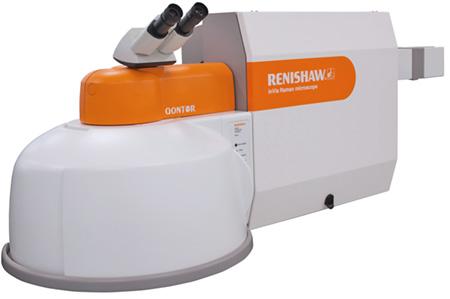 Renishaw inVia