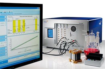 Solartron potentiostat for electrochenmistry