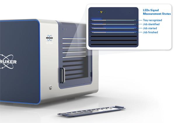 Bruker TStar spectrometer features