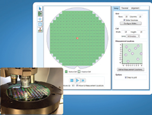 Automated wafer analysis using the Contour GT-X