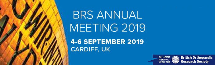 Bone Research Society Meeting 2019