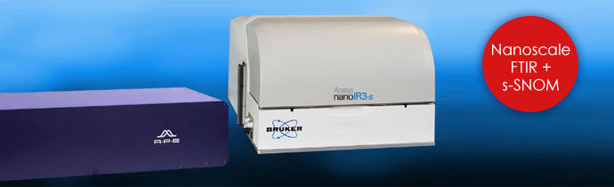 Bruker Anasys nanoIR3-s Broadband