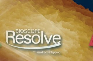 Bruker BioScope Resolve AFM