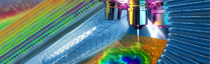 Bruker ContourX 3D Optical Profilers