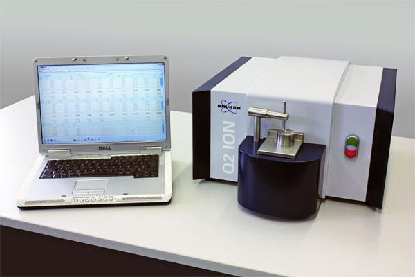 Bruker Q2 ION Metals Analyser