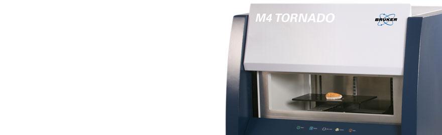 Bruker M4 TORNADO Micro-XRF
