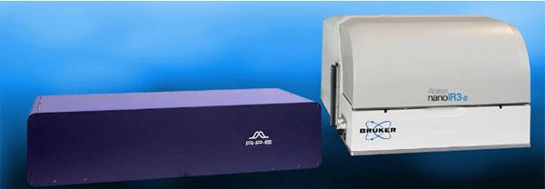Bruker nanoIR3-s Broadband