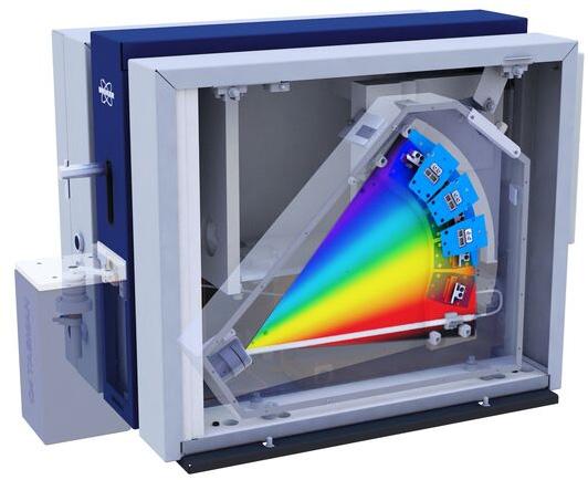 Bruker Q4 TAMAN Optics