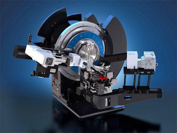 New Bruker XRD Technology