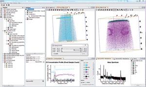 CAMECA IVAS Software
