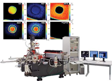CAMECA NanoSIMS 50L