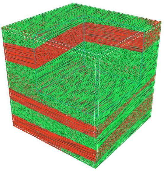 CFRP Nano-CT Example