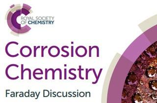 RSC Corrosion Chemistry Faraday Discussion