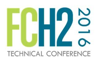 FCH2 2016 - Hydrogen & Fuel Cells Conference, Birmingham