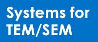Gatan Systems for TEM/SEM